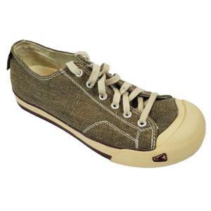 KEEN Coronado Khaki Canvas Sneakers